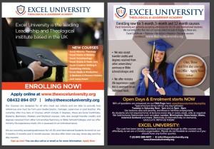 Excel-University-A5-Flyer 2014